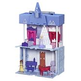 【孩之寶Hasbro】冰雪奇緣2 攜帶式 雙層城堡 場景遊戲組