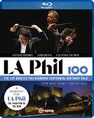 【停看聽音響唱片】【BD】洛杉磯愛樂100週年音樂會 紀念套裝
