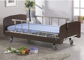 電動病床/電動床/鋼板三馬達/ 承重佳 標準木飾造型板 贈好禮