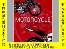 二手書博民逛書店Motorcycle:罕見Evolution, Design,