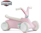 荷蘭 BERG GO2 兒童4輪多功能滑步自行車-櫻花粉 4980元