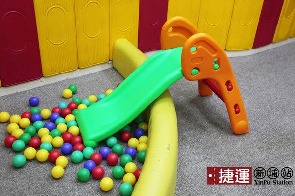室內兒童折疊溜滑梯玩具