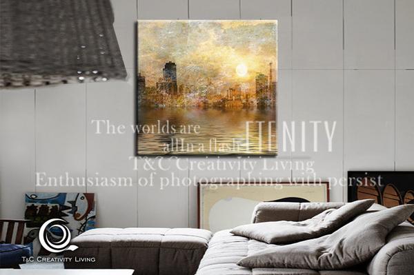 【ARDENNES】無框畫 高質感油畫布無框畫 /  裝飾 掛畫 繪畫 藝術 A016