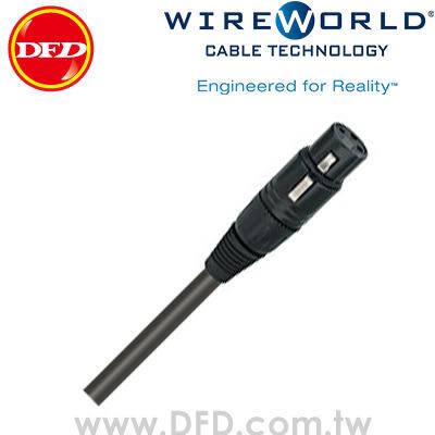 WIREWORLD EQUINOX 7 春分 0.5M Balanced Interconnect 類比平衡線 原廠公司貨