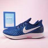 【iSport愛運動】NIKE AIR ZOOM PEGASUS 35 慢跑鞋 正品 942851404 男款 藍