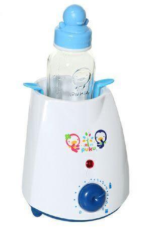 藍色企鵝 PUKU 溫奶調乳器