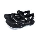 G.P (GOLD PIGEON) 阿亮代言 運動型 涼鞋 護趾 黑色 男鞋 G1642M-10 no460