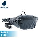 【Deuter 德國 Belt I 1.5L 腰包《黑》】3900121/隨身腰包/臀包/輕量/貼身/安全/旅遊
