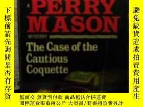 二手書博民逛書店The罕見case of the cautious coquet