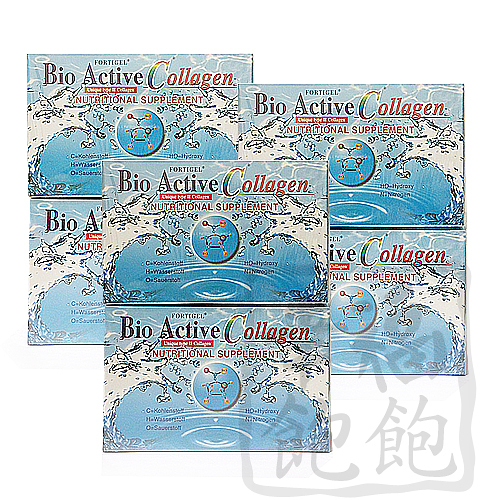 Bio Active Collagen/德國活嬌顏(100克*2瓶/盒)*6盒(母親節促銷活動)