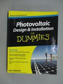 【書寶二手書T3/原文書_XGZ】Photovoltaic Design & Installation for