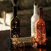 香港九豬創意星空燈酒瓶燈ig小夜燈氛圍燈生日禮物送女友男友