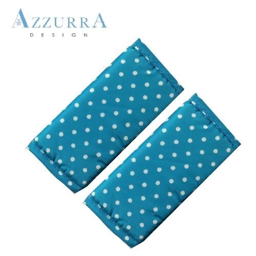 義大利【Azzurra】嬰幼兒推車手把套 (藍/綠/粉/橘)