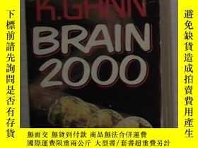 二手書博民逛書店英文原版罕見Brain 2000 (Coronet Books)