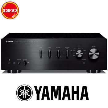 YAMAHA A-S301 Hi-Fi 綜合擴大機 黑色 公貨 山葉