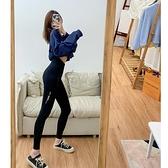 內搭褲【神褲】顯瘦彈力跑步運動打底褲 女外穿長褲小腳褲  店慶降價