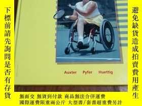 二手書博民逛書店Principles罕見and Methods of Adapted Physical Education and