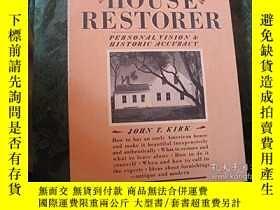 二手書博民逛書店The罕見Impecunious House Restorer