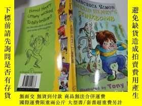 二手書博民逛書店HORRiD罕見HENRY S STINKBOMB.: 可怕的亨利的STINKBOMB.Y212829 不祥