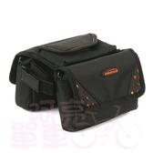 *阿亮單車*IBERA 自行車防水上管馬鞍袋(IB-TB5),耐髒又耐用,黑色《C84-TB5》