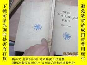 二手書博民逛書店power罕見travelling-wave tubes 221