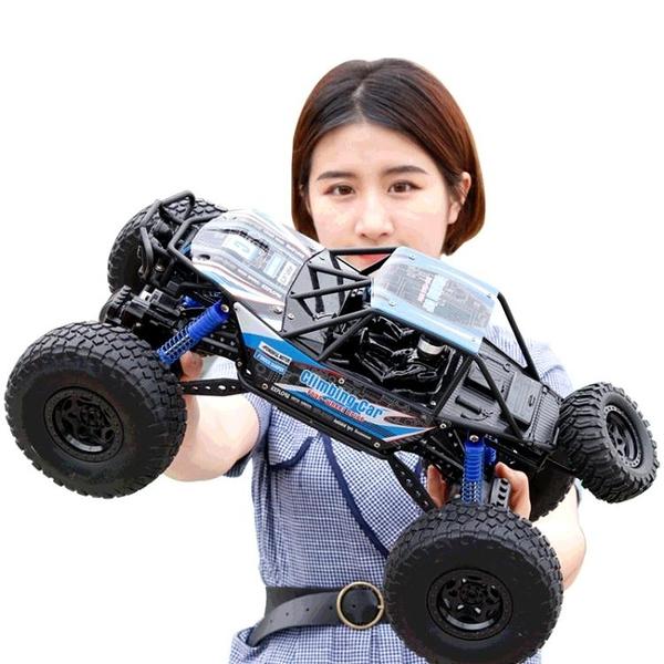 遙控汽車越野車超大四驅高速車男孩玩具賽車 琪朵市集