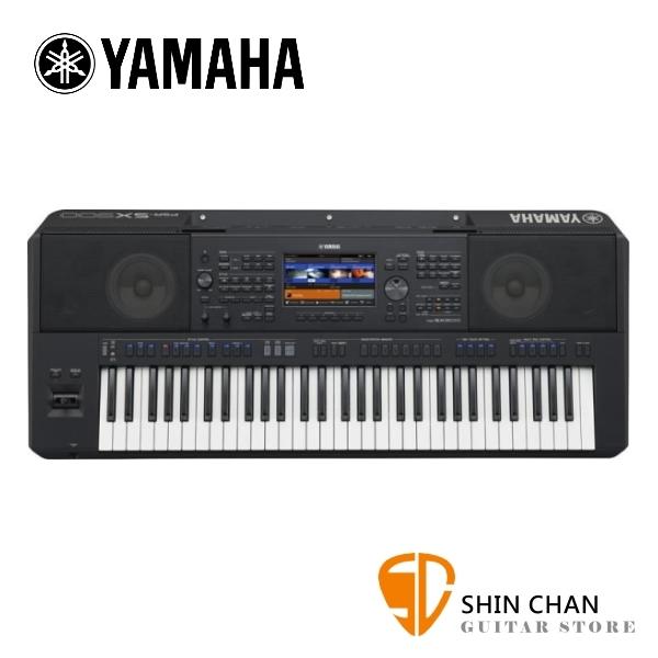【預購】YAMAHA 山葉 PSR-SX900 61鍵電子琴 附原廠琴袋 高階數位工作站音質 原廠公司貨 一年保固