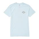 BILLABONG VANTAGE 男 短袖T恤 水藍 M414UBVACBU【GO WILD】