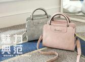 手提包 包包韓版新款女包簡約單肩斜背包時尚女士小方包  東川崎町