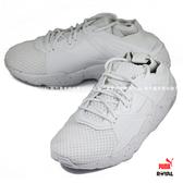 PUMA 新竹皇家 B.O.G SOCK 白色 皮質 網布 運動休閒鞋 男女款.A8945