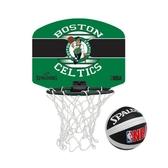 (AY)【SPALDING】NBA 斯伯丁 小籃板-賽爾提克  Celtics-親子 籃框 SPA77651【陽光樂活】