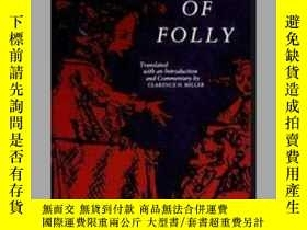 二手書博民逛書店The罕見Praise of Folly ( Erasmus)Y