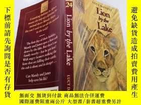 二手書博民逛書店Lion罕見by the lake:湖邊的獅子Y212829