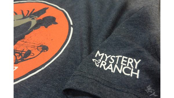 Mystery Ranch 神秘農場 Ex Elk Pack Out Tee 混紡棉質短袖T恤 海軍藍