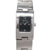 DKNY 方型不銹鋼鍊帶女性腕錶【二手名牌 BRAND OFF】