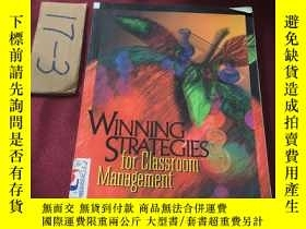 二手書博民逛書店winning罕見strategiesY237539 Carol 出版2000