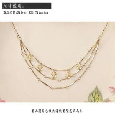 ╭☆ Silver shop ☆╯純銀 S925 腳鍊  [ sbg 012 ]