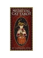 二手書博民逛書店 《Medieval Cat Tarot》 R2Y ISBN:1572814764│Teng