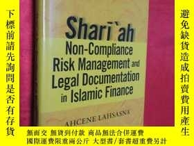 二手書博民逛書店Shari ah罕見Non-compliance Risk Ma