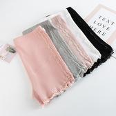 全館83折孕婦安全褲防走光夏季打底褲低腰外穿短褲懷孕期保險褲子薄款夏裝