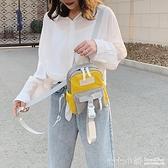 後背包~網紅後背包女小包韓版百搭小背包2021新款潮時尚學生包迷你手提包