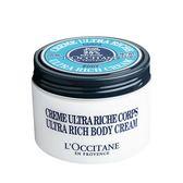 L'OCCITANE 歐舒丹 乳油木保濕角質美體霜 200ml