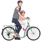 【趴趴坐 Papaseat】腳踏車兒童座椅 / 自行車兒童座椅 / 親子腳踏車兒童座椅