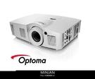 ◆【附100吋手拉幕】Optoma EC450X 4500流明 XGA多功能數位投影機