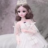 芭比娃娃 大號60厘米公主生日禮盒女孩過家家玩具圣誕禮物JY【快速出貨】