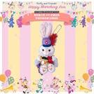 (現貨&樂園實拍)  東京迪士尼 史黛拉兔 35週年限定 珠鍊 手機吊飾 玩偶娃娃