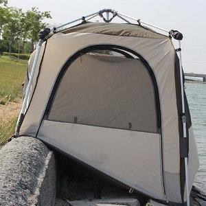 ♥巨安網購♥【GT107041808】釣魚帳篷免搭建雙層野營帳篷 (M號單人)