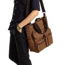 男士商務手提包 休閒男包 郵差包 單肩包斜挎包筆記本筆電包 ipad包 快速出貨
