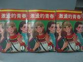 【書寶二手書T6/漫畫書_LBX】激盪的青春_1~3集合售