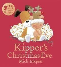 【麥克書店】KIPPERS CHRISTMAS EVE /英文繪本《超人氣:小狗奇普》